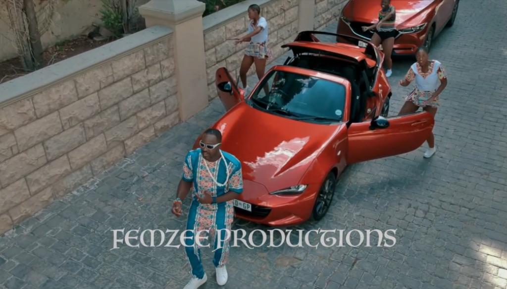 Femi Koya lerato Music video