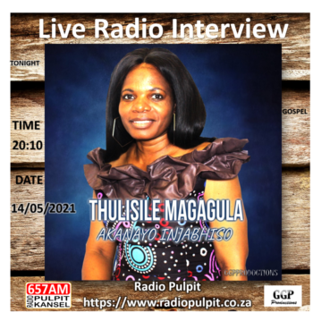 THULISILE INTERVIEW